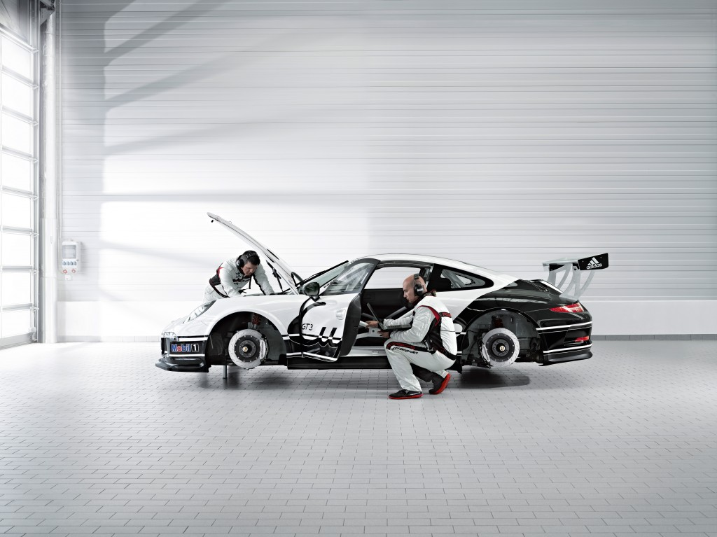 911 GT3 Cup (Typ 991)